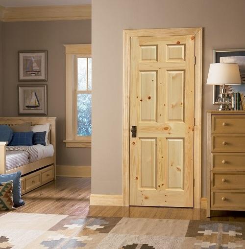Ventajas de comprar Puertas rústicas de madera maciza