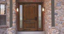 Puertas de Exterior Rústicas