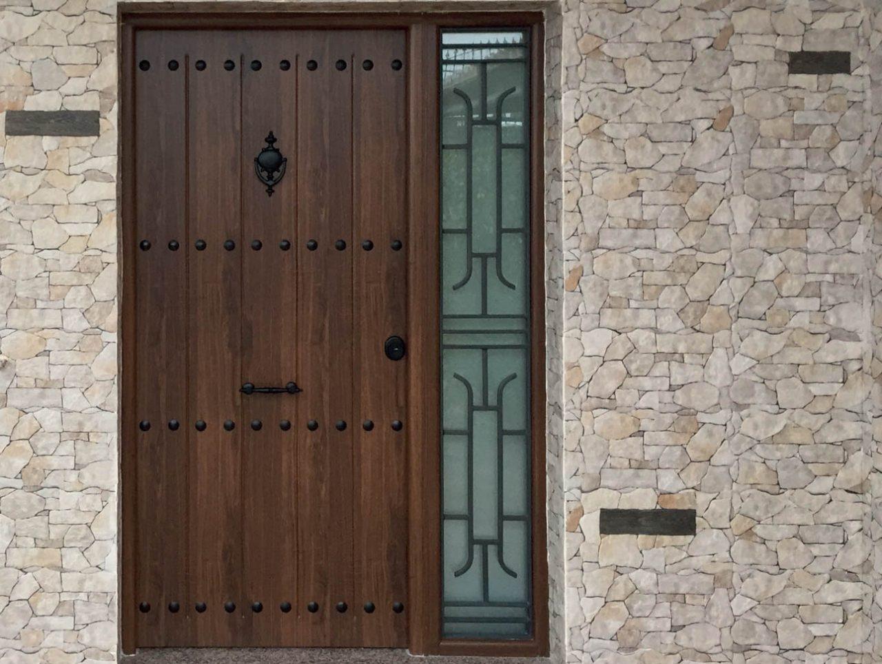 Laterales y dinteles para Puertas Acorazadas y Galvanizadas