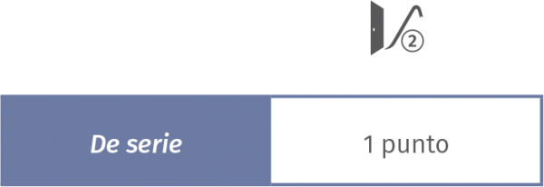 Prestaciones de la SAGA M70